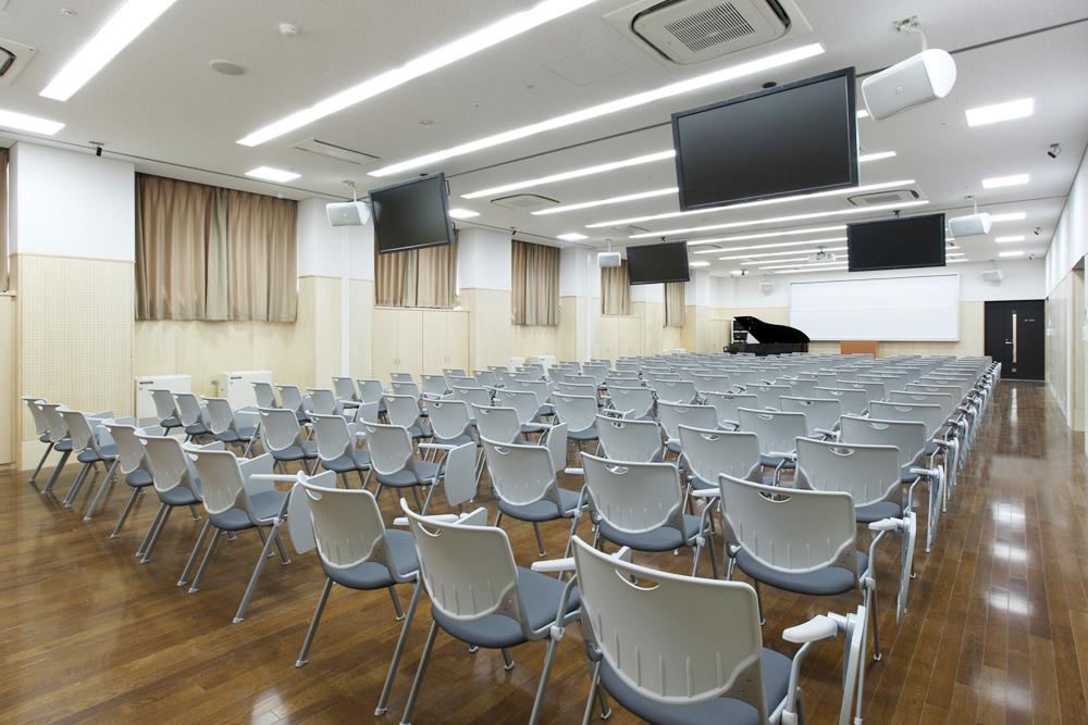 U校舎(音楽講義室1)