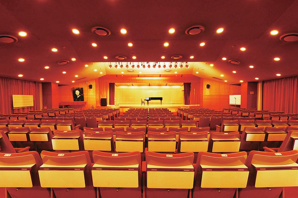 演奏ホール