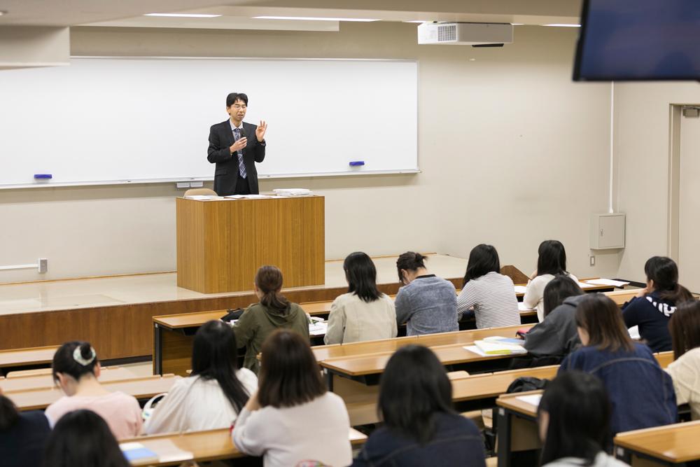 J校舎(講義室)