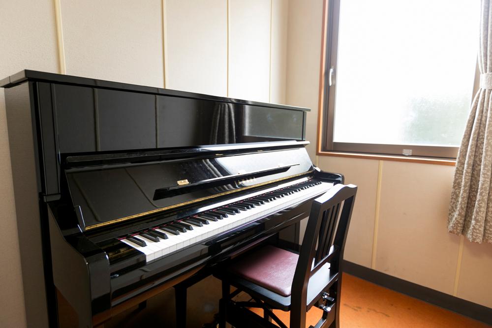 音楽棟(練習室)