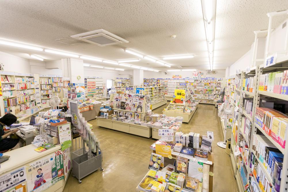 書籍売店(ウィステリア)