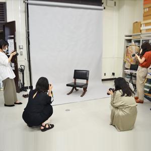京都女子大学家具コレクションの活用プロジェクト